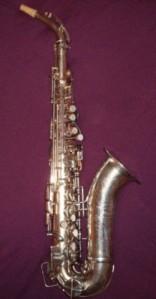 Mezzo-Soprano Sax