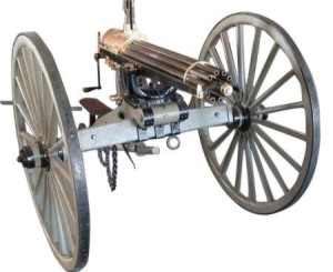 antique-gatling-gun